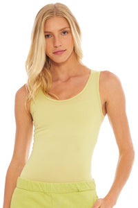 Load image into Gallery viewer, Lemon Lime Tank Top