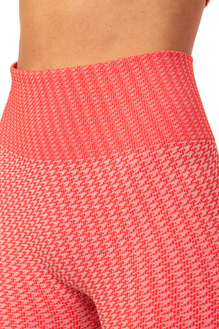 Hot Tamale Houndstooth Legging
