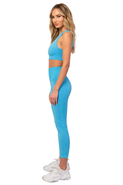 Bangin Blue Legging
