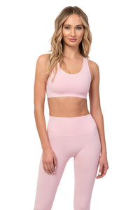 Load image into Gallery viewer, Baby Pink Sports Bra