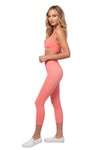 Peach legging