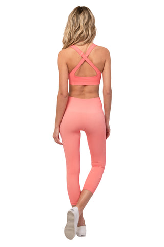 Grapefruit legging