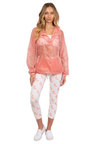 Grapefruit Windbreaker