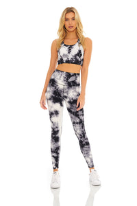 Load image into Gallery viewer, Venice Legging- Onyx