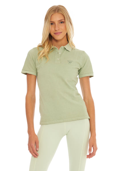Peppermint Classic Polo
