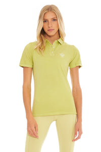 Load image into Gallery viewer, Lemon Lime Classic Polo