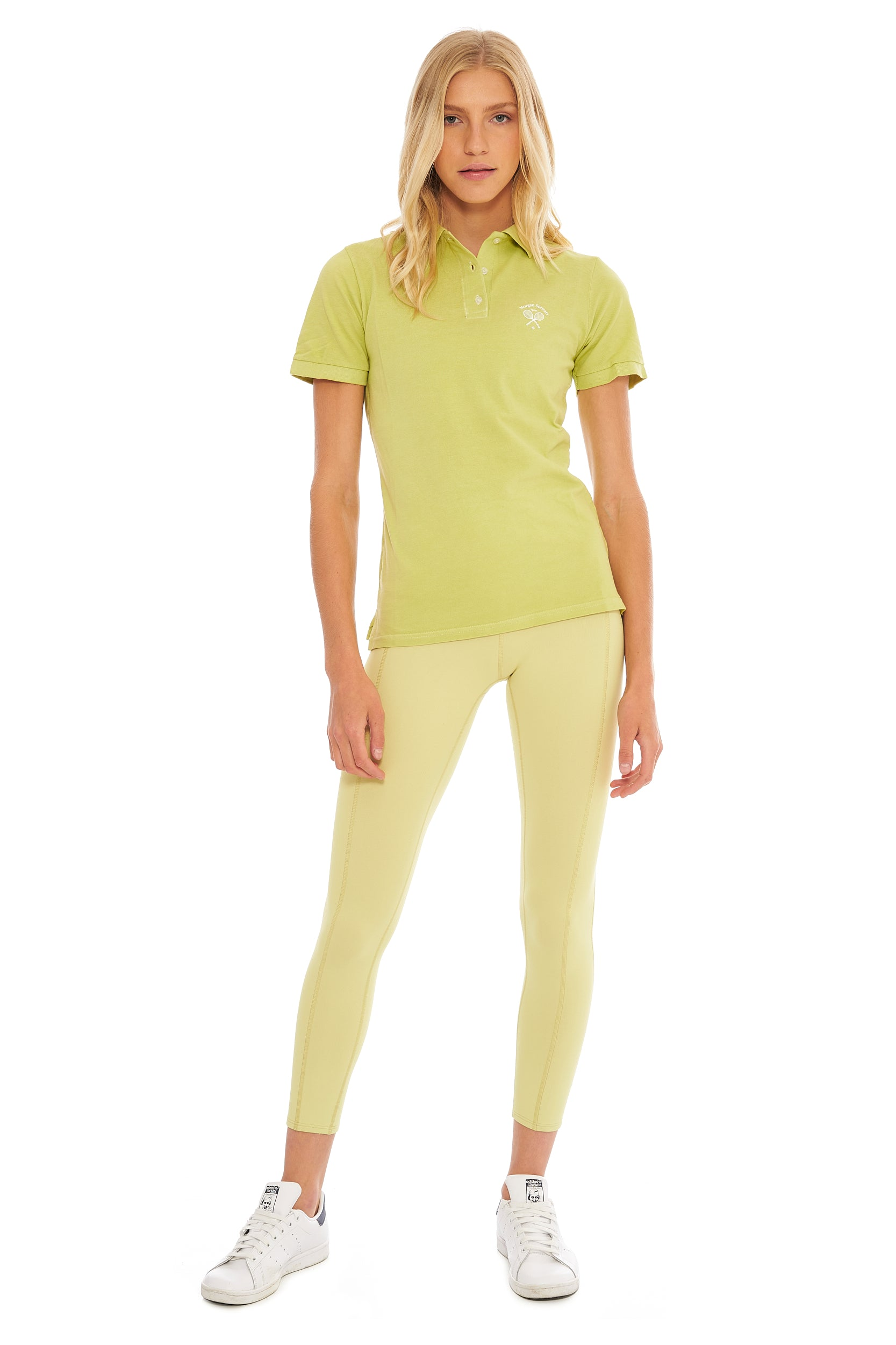 Lemon Lime Classic Polo