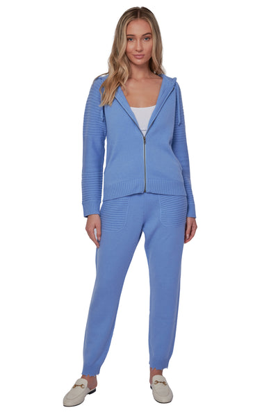 Periwinkle Cashmere Jogger