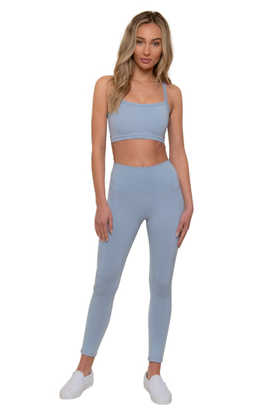 Teal Legging