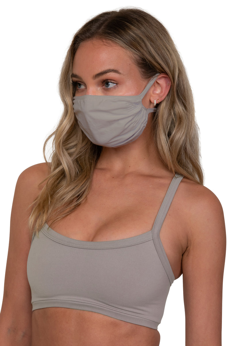 Simply Taupe Mask