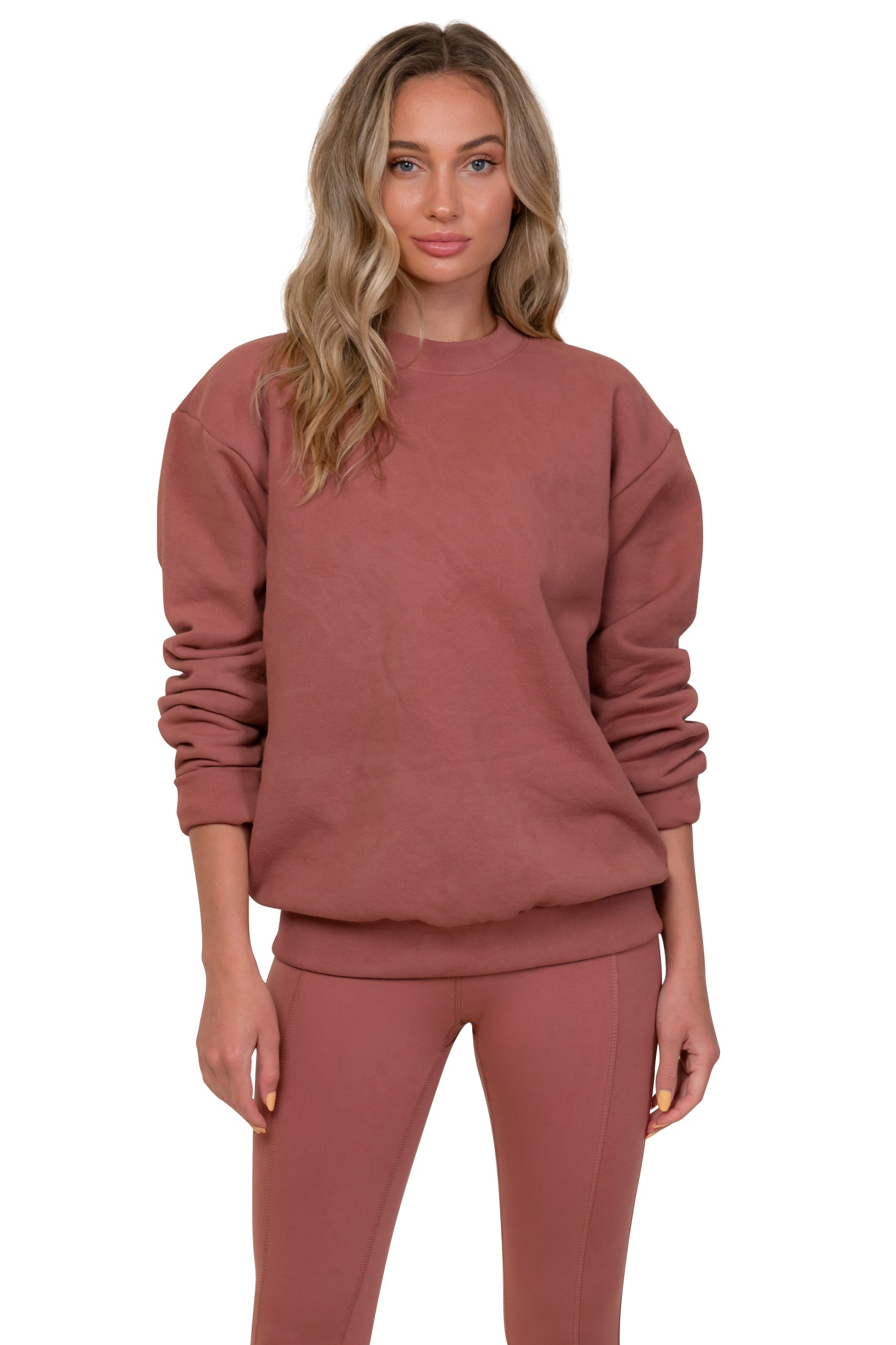 Terra Cotta Sweatshirt