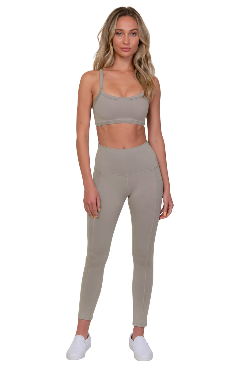 Simply Taupe Legging
