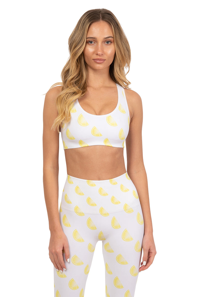 Lemon Sports Bra