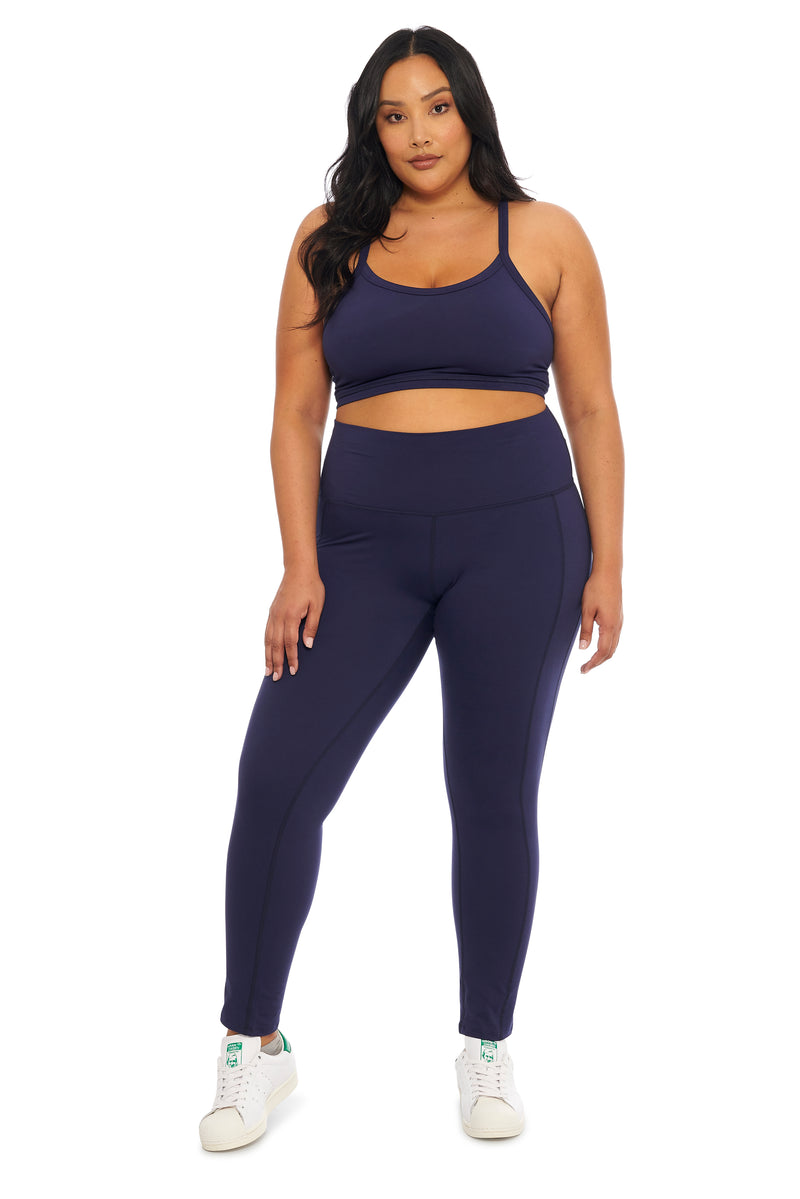 Midnight Blue Legging