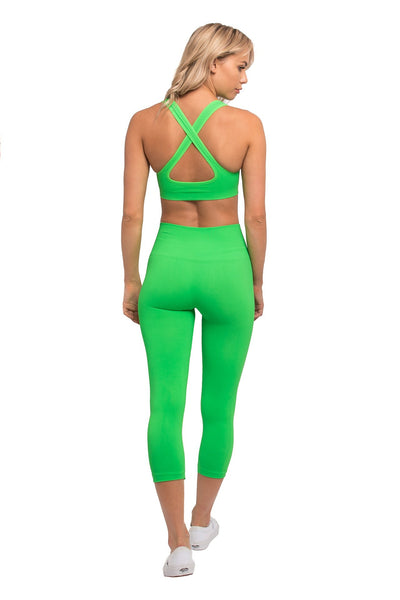 Jean-Michel legging Neon Green