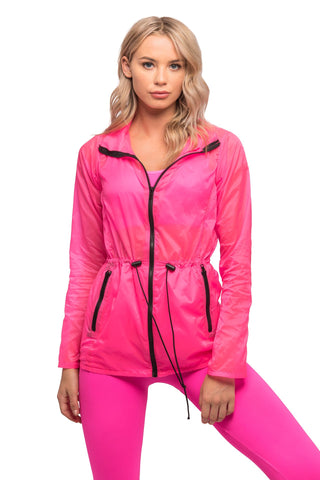 Keith Jacket Popstar Pink