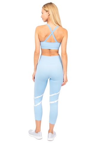 Nirvana Legging Ice Blue