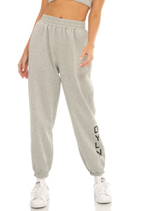Load image into Gallery viewer, Hudson Trackpants- Grey Marle