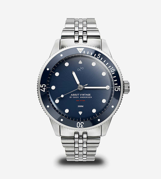 1926 At'Sea Watch - Steel/Blue