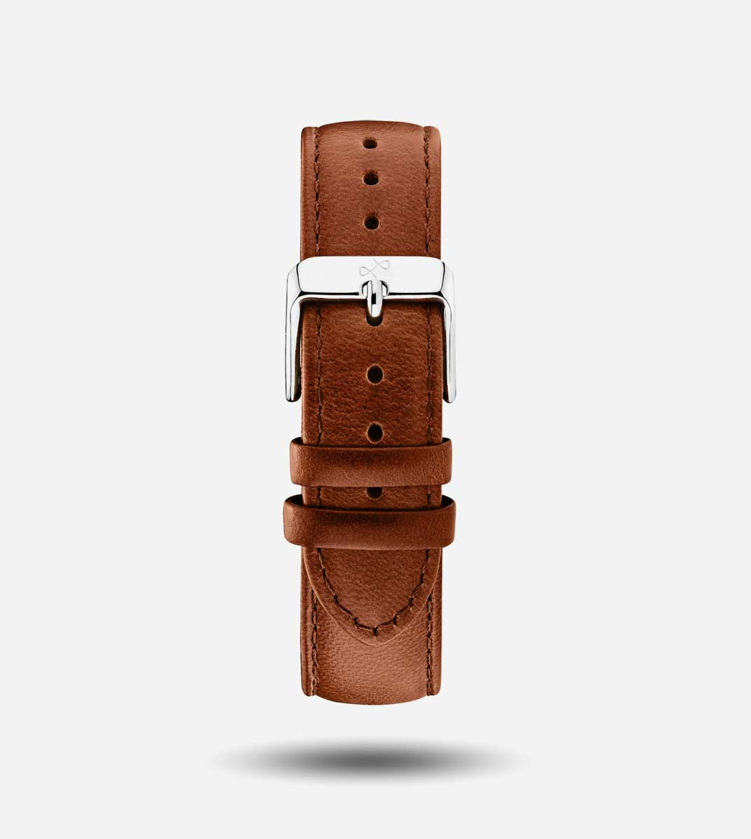 Brown Leather - 20mm Strap