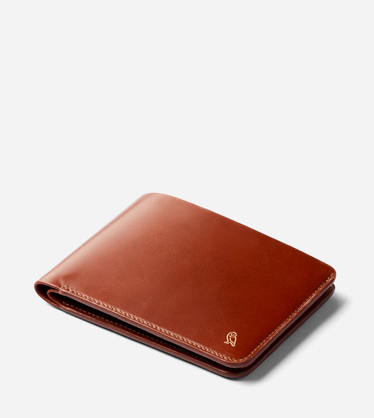 Hide & Seek Wallet - Designers Edition - Burnt Sienna
