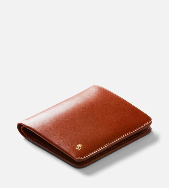 Designers Edition Note Sleeve Wallet - Burnt Sienna