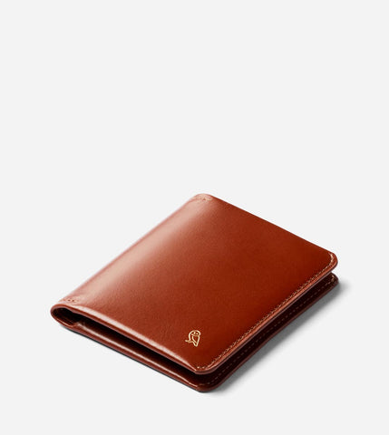 Slim Sleeve Wallet - Designers Edition - Burnt Sienna