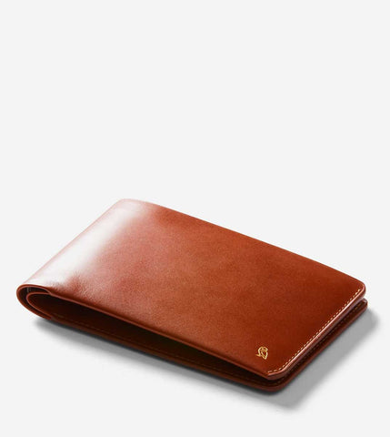 Travel Wallet - Designers Edition - Burnt Sienna