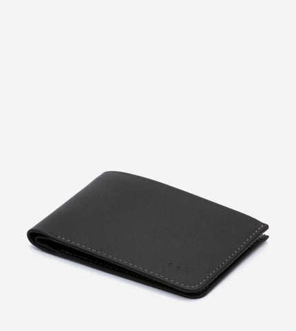 Low Down Wallet - Black
