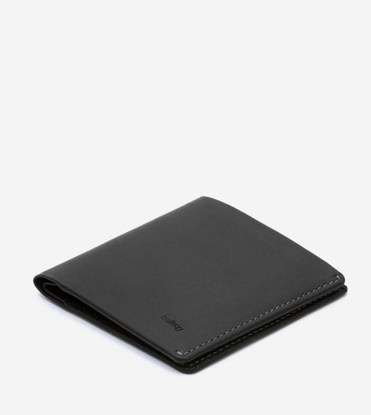 Note Sleeve Wallet - Black