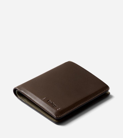 Note Sleeve Wallet - Premium Edition - Darkwood