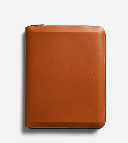 Tech Folio - Caramel