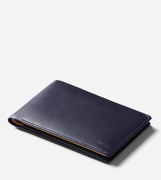 Travel Wallet RFID - Navy