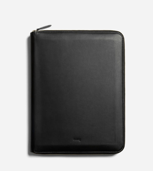 Work Folio A4 - Black