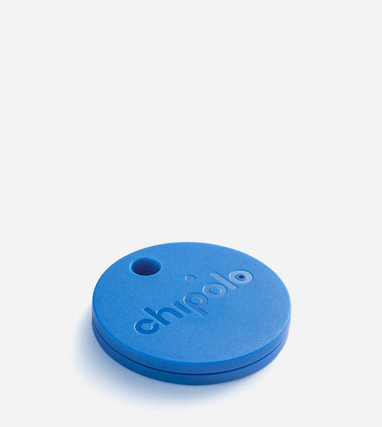 Chipolo Bluetooth Tracker, in Blue
