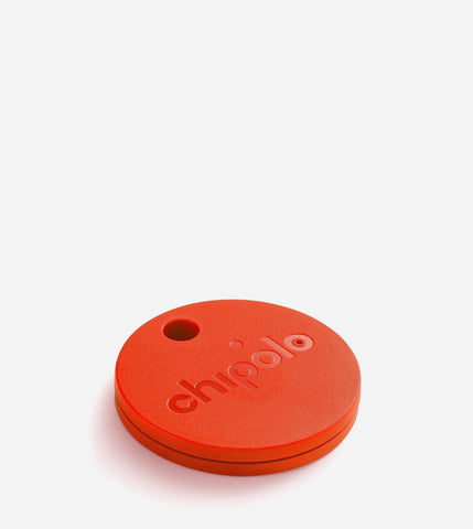 Chipolo Bluetooth Tracker, in Red