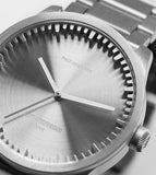 Tube Watch S42 - Stainless Steel