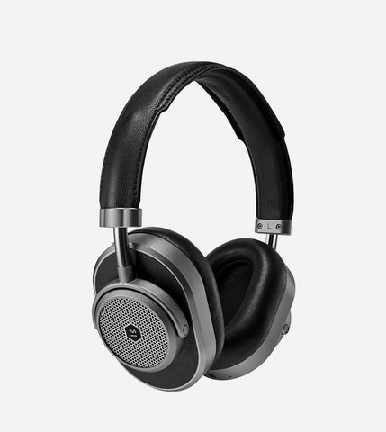 MW65 Wireless Over Ear Headphones, in Gunmetal/Black