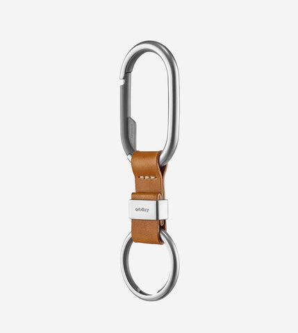 Orbitkey Clip, in Tan