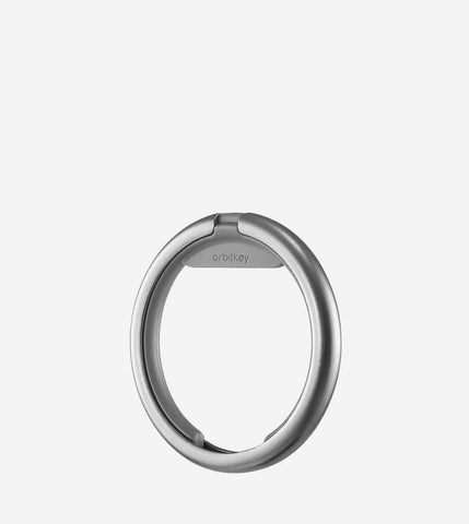 Orbitkey Ring, in Charcoal