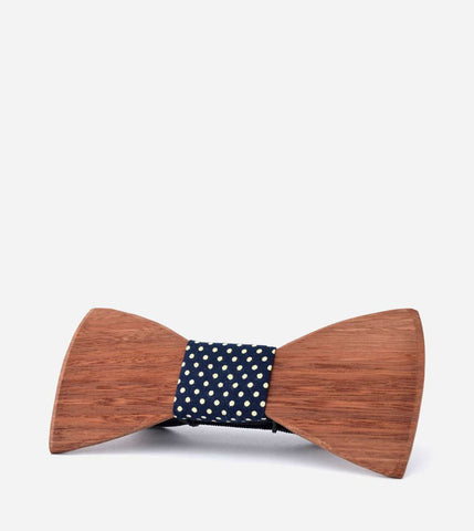 Easton Wooden Bow Tie