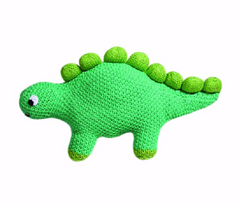 dinosaur plush toy, stegosaurus plush toy