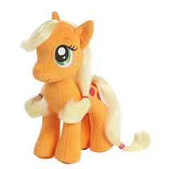 applejack my little pony, plush toy
