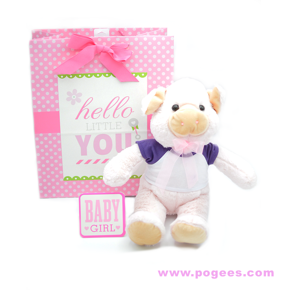 Pogees Ms Piggy Baby Shower Gift Idea