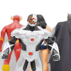 Cyborg Justice League Pogees webpage
