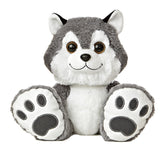 Husky Puppy Stuffed Toy