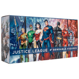 Cyborg and the Justice League 8 Inches