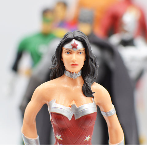 "Original Wonder Woman and Justice League Action Figures DC Universe 8"" Inches"
