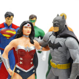 Batman Justice League Pogees webpage