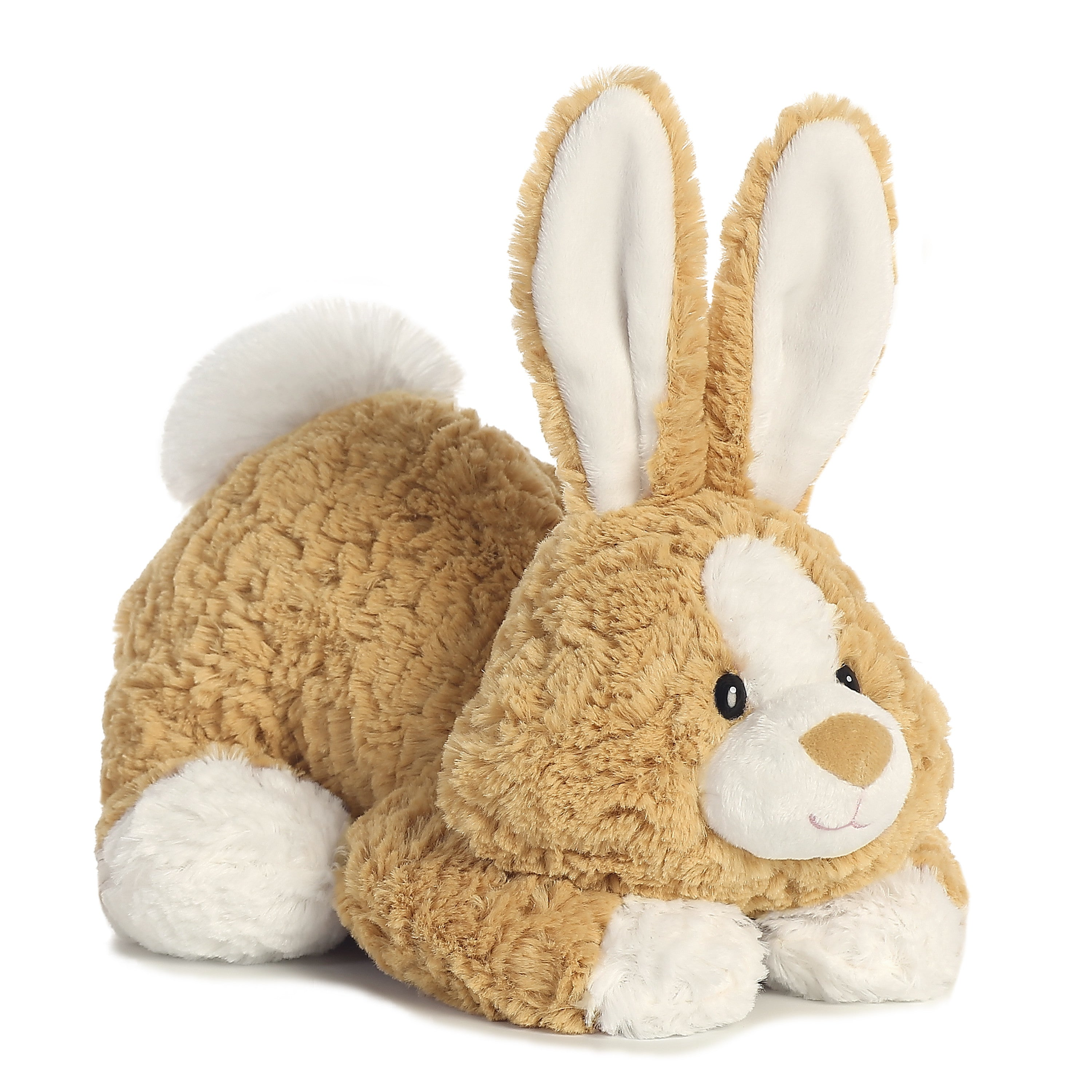 Soft Two-toned Bunny Toy